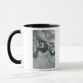 Mug Le Burning de Jamestown