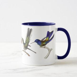 Mug Le cadeau de l'amant parfait de colibri