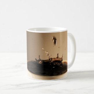 Mug Le café éclabousse