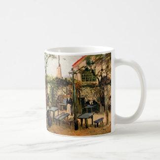 Mug Le café extérieur - Vincent van Gogh