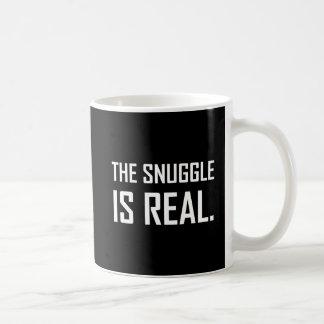 Mug Le câlin est vrai
