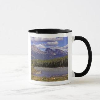 Mug Le Canada, Alberta, parc national de jaspe. Grand