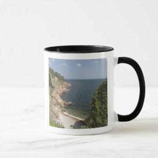 Mug Le Canada, la Nouvelle-Écosse, l'Île du