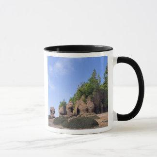 Mug Le Canada, Nouveau Brunswick, cap de Hopewell,