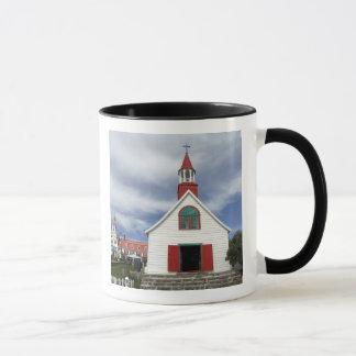 Mug Le Canada, Québec, Tadoussac. Petit Chapelle,