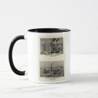 Mug Le caoutchouc Co de Canfield