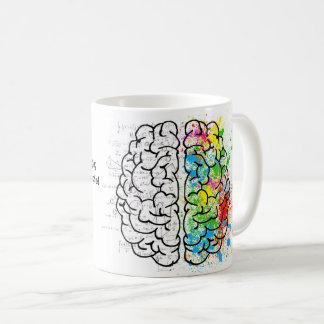 Mug Le cerveau emploie 20% de tout l'oxygène que nous