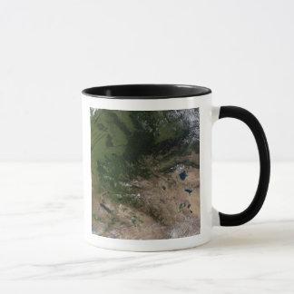 Mug Le changement de la végétation