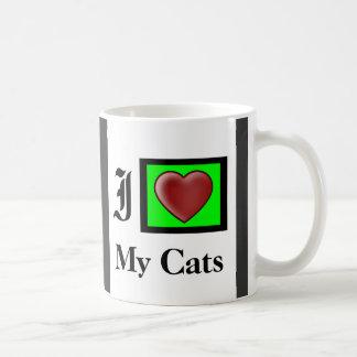 """Mug Le """"chat attaque la charité 4 """""""