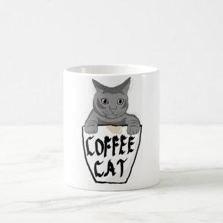 Mug Le chat de café