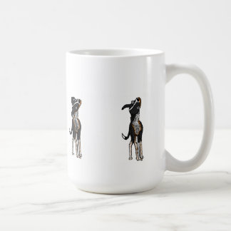 Mug Le chien est confus