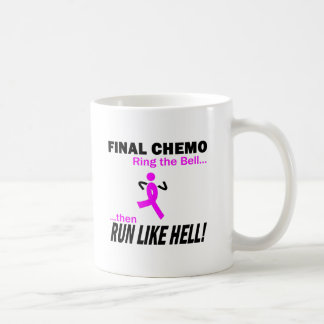 Mug Le chimio final courent beaucoup - cancer du sein