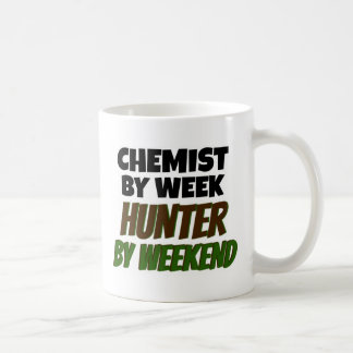Mug Le chimiste aime chasser
