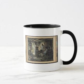 Mug Le Christ avec le doux, 1903-04