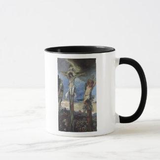 Mug Le Christ entre les deux voleurs, c.1870