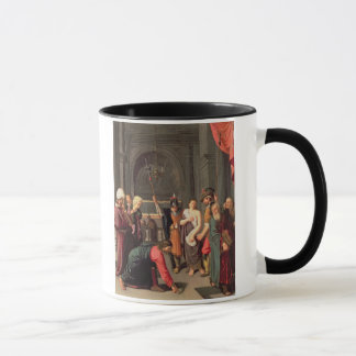 Mug Le Christ et l'adultère rentré par femme