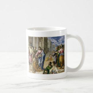 Mug Le Christ guérissant les aveugles