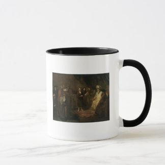 Mug Le Christ infantile dans le temple