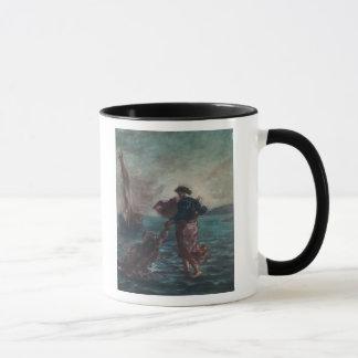Mug Le Christ marchant sur l'eau