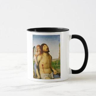 Mug Le Christ mort soutenu par un ange, c.1475/78
