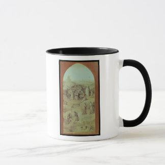 Mug Le Christ sur la route vers le calvaire