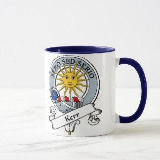 Mug Le clan de Kerr Badge