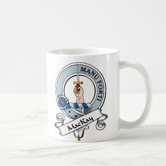 Mug Le clan de MacKay Badge