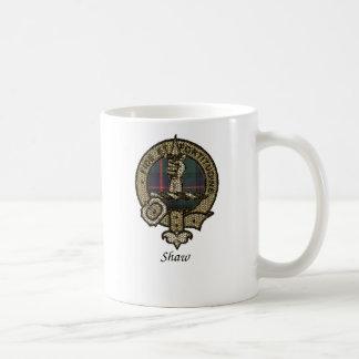 Mug Le clan de Shaw Crest