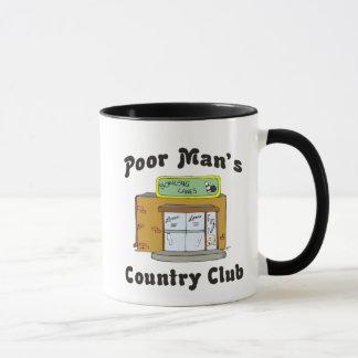 Mug Le club national de pauvre homme de bowling