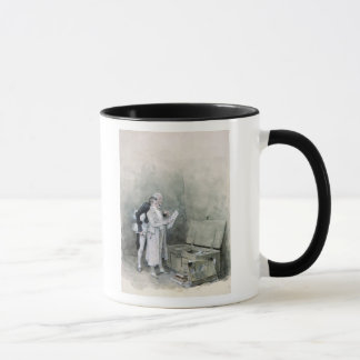 Mug Le coffre de contrat