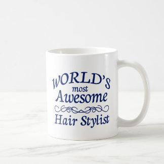 Mug Le coiffeur le plus impressionnant du monde