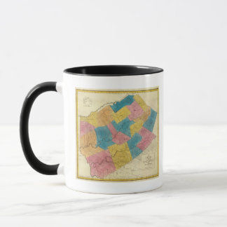 Mug Le comté de Delaware