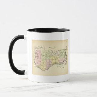 Mug Le comté de Sarpy, Nébraska