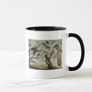 Mug Le concert de l'oiseau