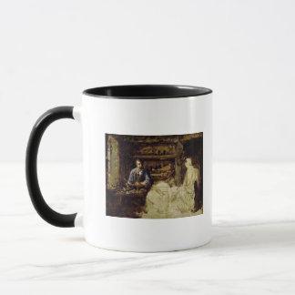 Mug Le cordonnier de Reville, une ville près de