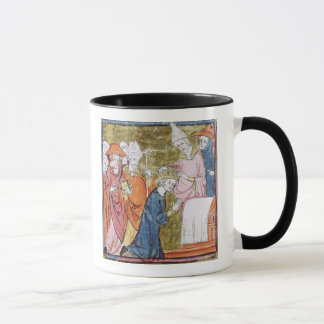 Mug Le couronnement de l'empereur Charlemagne