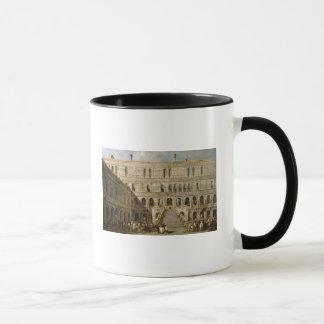 Mug Le couronnement du doge de Venise