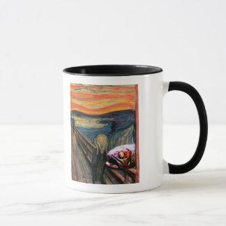 Mug Le cri perçant (avec Coelacanth)