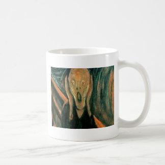 Mug Le cri perçant par Edvard Munch