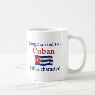 Mug Le Cubain établit le caractère