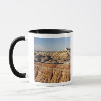 Mug Le Dakota du Sud, bad-lands parc national,
