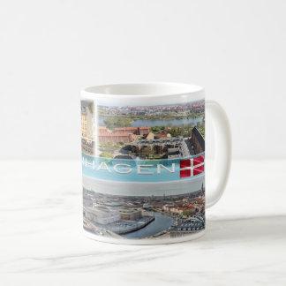 Mug Le Danemark - Copenhague -
