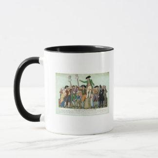 Mug Le début de la révolution française