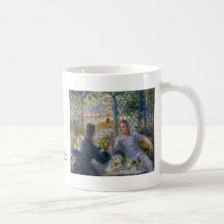 Mug Le déjeuner du rameur par Pierre-Auguste Renoir