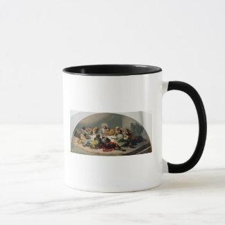 Mug Le dernier dîner, 1796-97