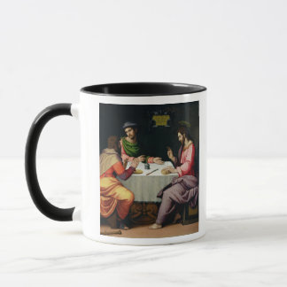 Mug Le dîner chez Emmaus, c.1520