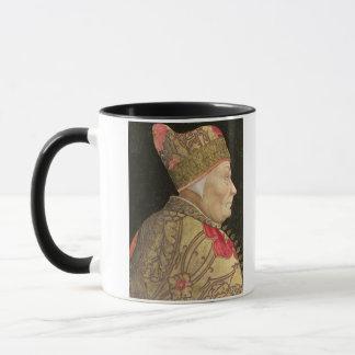 Mug Le doge Francesco Foscari, 1460