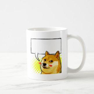 Mug Le doge Meme de personnaliser ajoutent votre