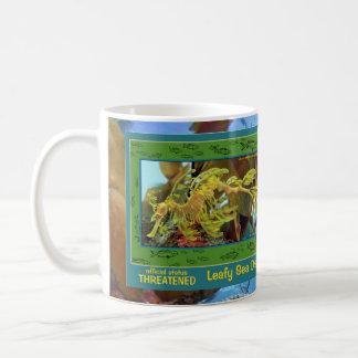 Mug Le dragon feuillu de mer est mis en danger