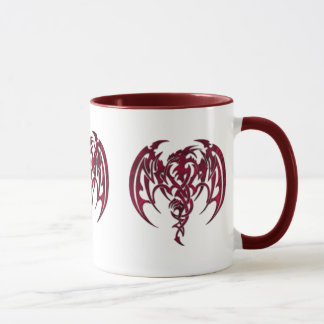 Mug Le dragon rouge -